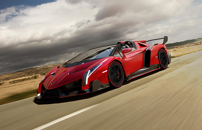 Lamborghini increases global sales