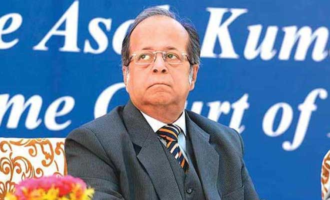 Justice Ganguly case: Govt to decide on Presidential reference today?