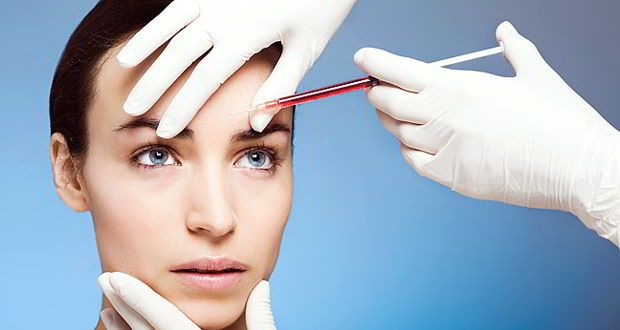 Would you inject your own blood into your face to fight ageing?