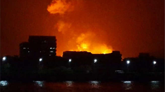 INS Sindhuratna fire: Police register accidental death case