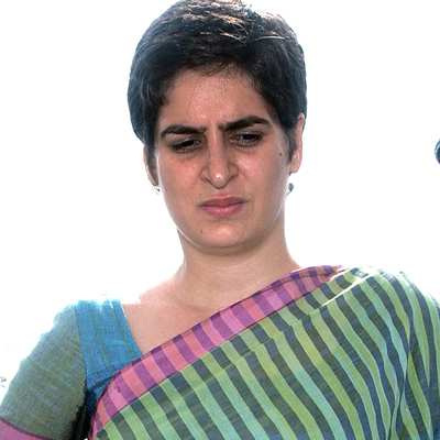 Priyanka Gandhi denies reports that she wished to contest against Narendra Modi