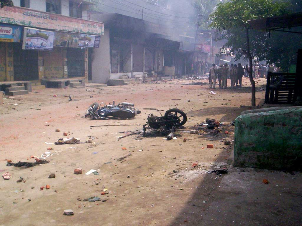Curfew relaxed in Saharanpur for Eid, 38 arrested for clashes