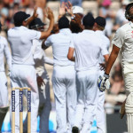 Rohit-Sharma-R-of-India-shows-his-frustration-after-being-caught-by-Stuart-Broad
