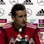 Germany v Argentina: 'it's our time to win', says Miroslav Klose