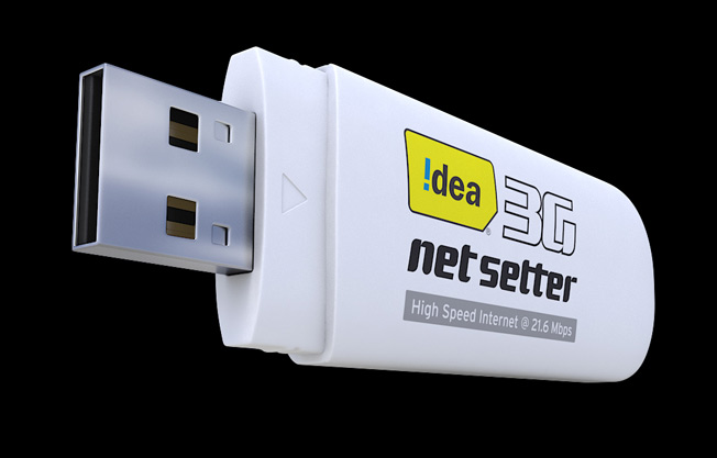 Idea Smart WiFi 3G dongle launched at Rs. 2,199