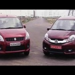 Mobilio vs Ertiga and facelifted Polo