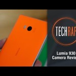Nokia Lumia 930 camera review (TechRap)