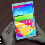 Samsung Galaxy Tab S 8.4 Review – Build & Design