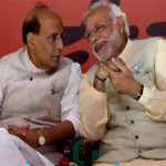 Narendra Modi govt performing extremely great : Rajnath Singh