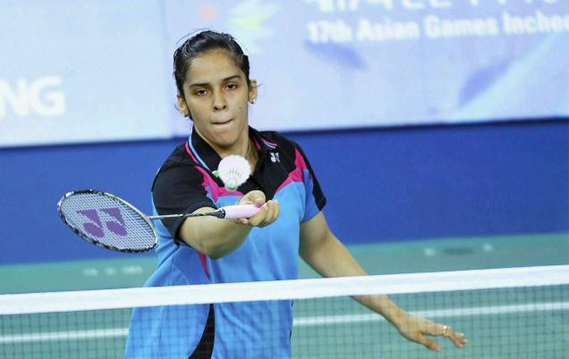 Saina to initiate Indian challenge at French Open