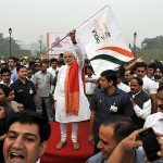 PM Modi leads 'Run for Unity' in Delhi on Sardar Patel conception commemoration