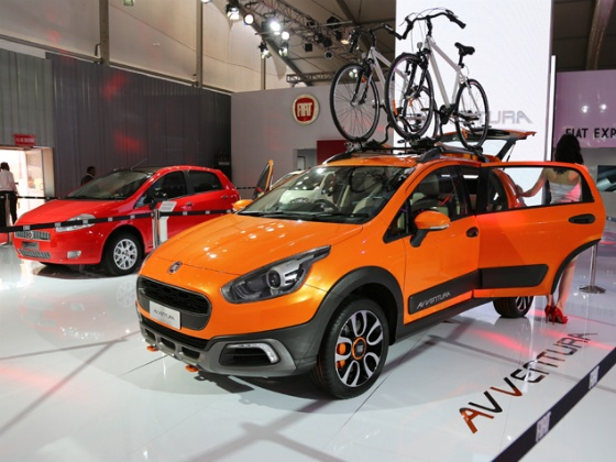 Fiat Avventura going to dispatch in India tomorrow