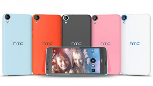 HTC dispatches Desire 820 for Rs 24,500 and Desire 820q for Rs 22,500 and will begin offering from Nov 4