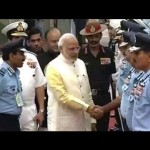 PM Modi meets top military authorities to audit border circumstance