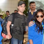 Newly Wed Salman Khan's Sister Arpita Khan- Ayush Back In Mumbai