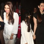 Kareena & Karisma Visit St. Marry Church For Christmas Eve!
