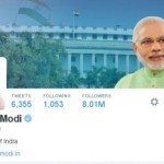 PM Modi's locations e-Governance gathering on Twitter, pushes for versatile first methodology