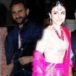 Soha Ali Khan And Kunal Khemmu's Wedding Reception