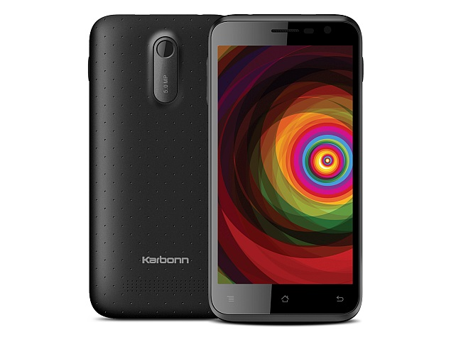 Karbonn Titanium Dazzle With Support for 21 Languages Launched at Rs. 5,490
