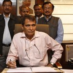 Everything Can't Be Accomplished in First Year': Suresh Prabhu Ahead of Rail Budget