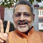 BJP leader Giriraj Singh makes bigot remark against Congress President Sonia Gandhi