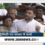 Rahul Gandhi accuses Centre of trying to give away Net space to corporates