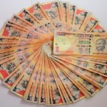 Rupee opens at 63.35 every dollar