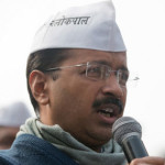 Media plotting to finish Aam Aadmi Party, claims Kejriwal
