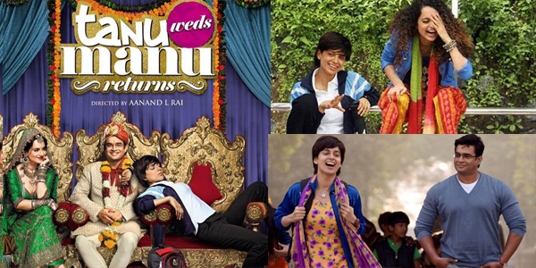 Tanu Weds Manu Returns Reviews : Kangana's splendid in a spin-off that is half-great and half-idiotic