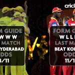 IPL 2015 Face-Off – Chennai Super Kings v Royal Challengers Bangalore – Game 37