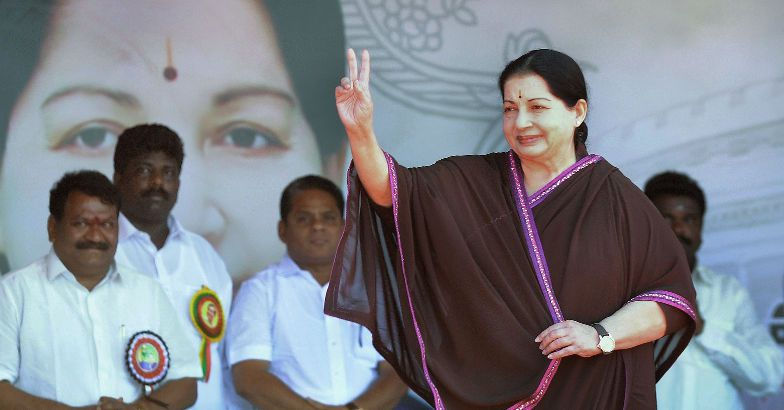 Jayalalithaa chose AIADMK governing body party pioneer, to wind up CM as Panneerselvam stops