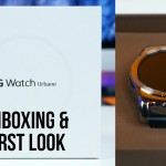 LG Watch Urbane Unboxing and First Look