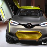Walk around Renault's stall (Uncut) – Auto Expo 2014 Delhi, India